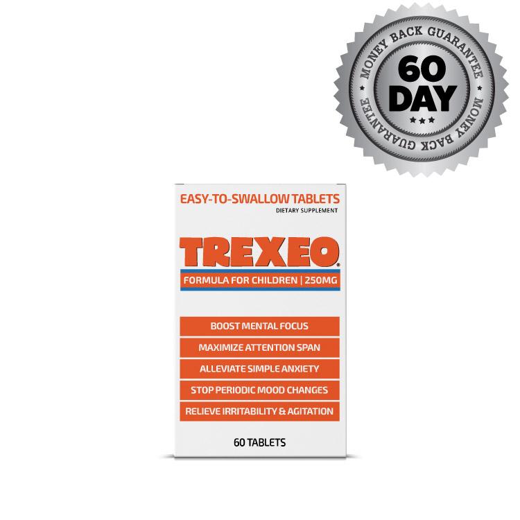 Trexeo® For Kids Ages 7 Thru 13